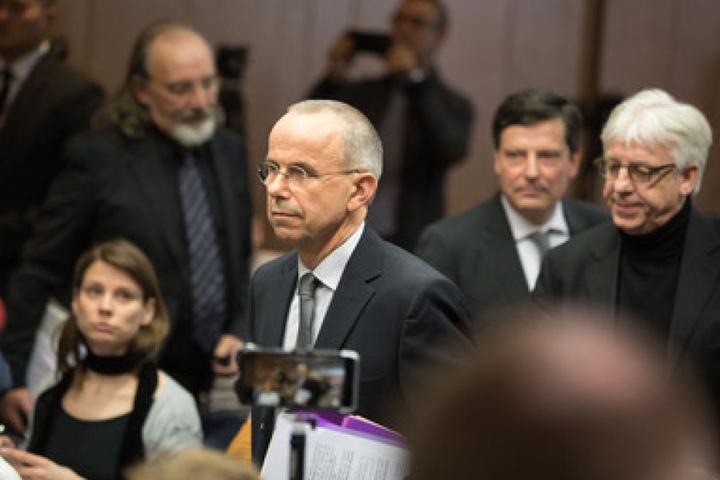 """Günter Lubitz glaubt, dass sein Sohn """"zum Zeitpunkt des Absturzes nicht depressiv"""" war."""