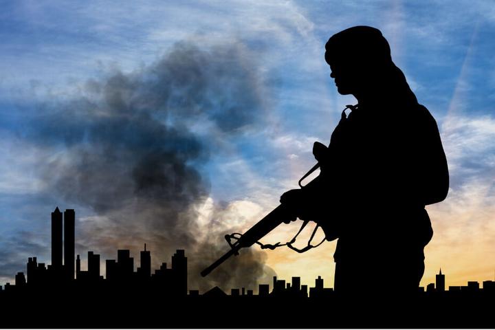 Der junge Mann wurde offenbar für eine Ausbildung zum Selbstmordattentäter ausgewählt. (Symbolbild)