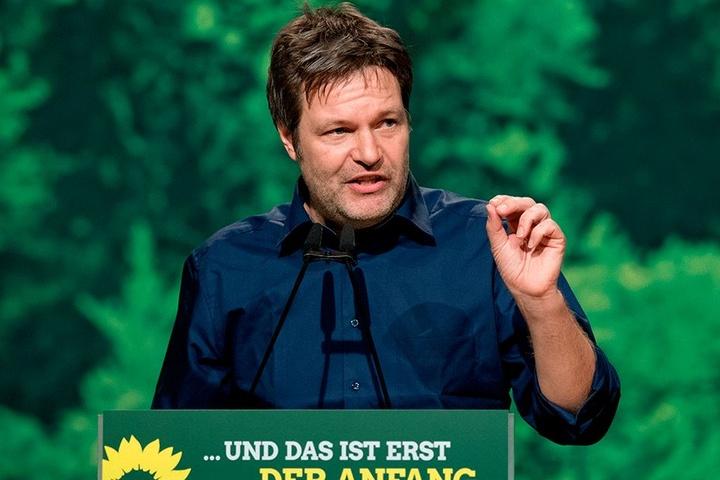 Grünen-Bundes-Chef Robert Habeck (48) wird von vermeintlichen CDU-Konservativen verunglimpft.
