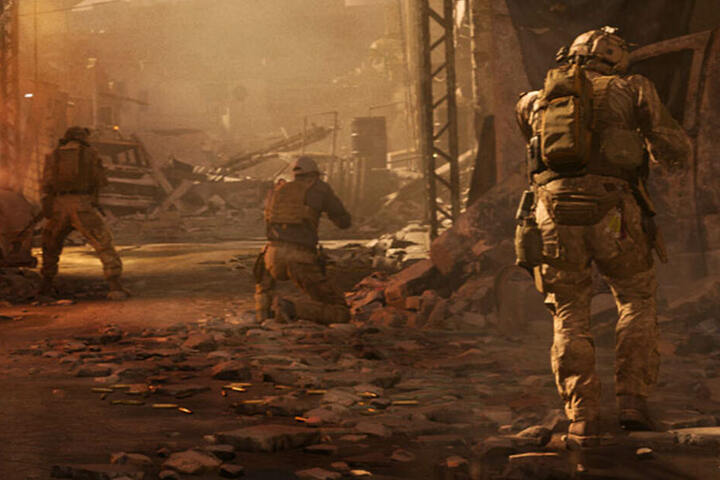Der Multiplayer überzeugt vor allem durch die Verbindung der verschiedenen Konsolen-Systeme.