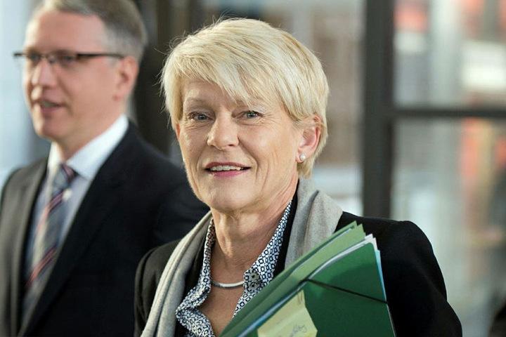 Grünen-Bildungsexpertin Petra Zais (61).