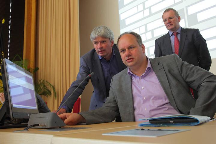 Konfusion im Stadtrat: Die neue Abstimmungsanlage ist noch immer nicht in Betrieb.