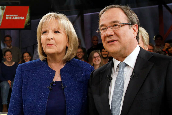 Landtagswahl in NRW: Höhere Wahlbeteiligung zeichnet sich ab