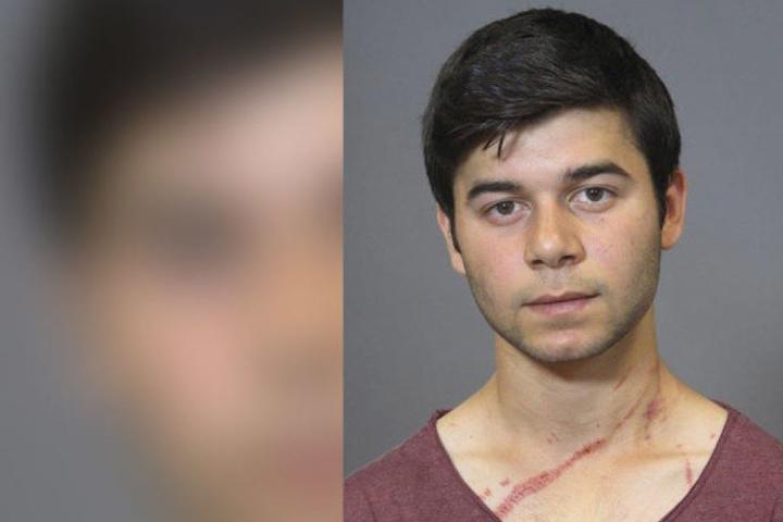 Die Polizei fahndet noch immer nach dem 22-jährigen dritten Tatverdächtigen. Die Haare trägt er mittlerweile kürzer. (Foto von 2016)