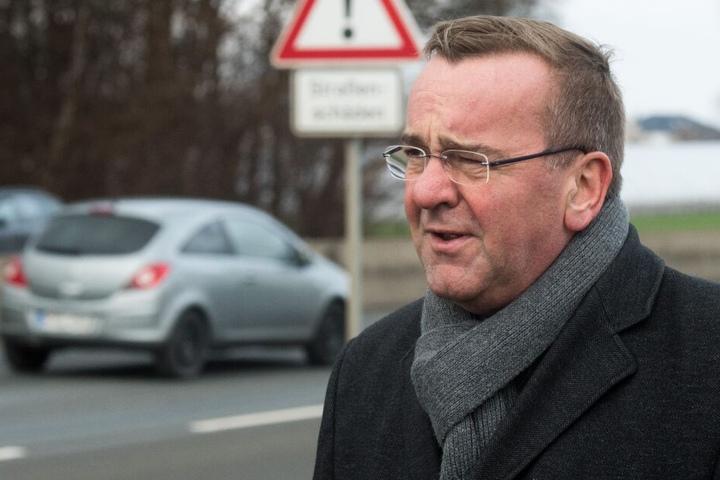 Innenminister Boris Pistorius (SPD) kritisierte die Alternative für Deutschland scharf.