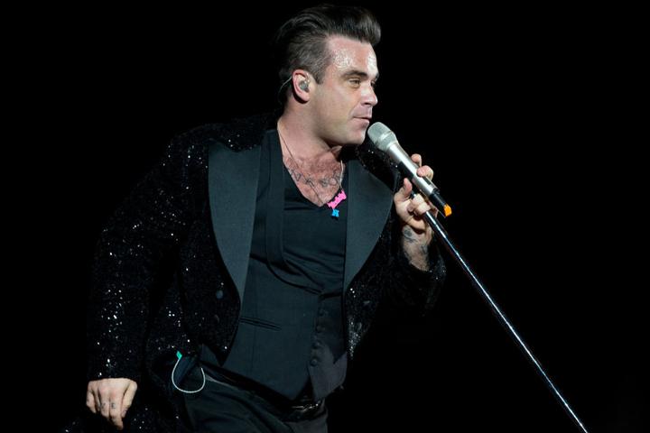 """Der Sänger vergleicht sein """"Achterbahnleben"""" mit dem von George Michael."""
