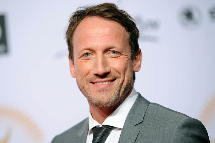 Schauspieler Wotan Wilke Möhring (50) ist einer von 40 Nominierten.