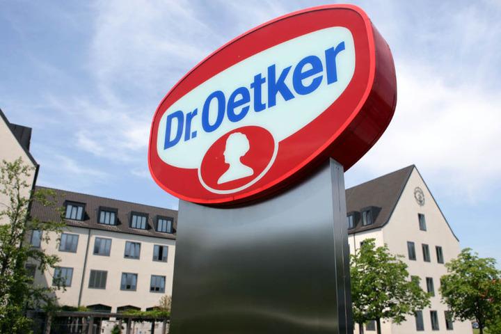 Die Social-Media-Abteilung von Dr. Oetker hat wieder ganze Arbeit geleistet.