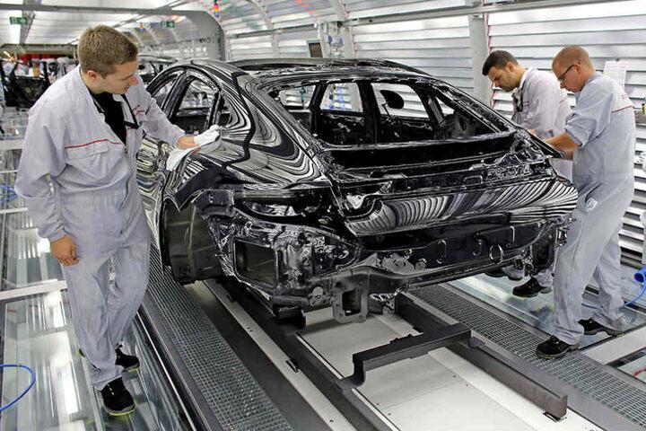 600 neue Jobs sind in Leipzig entstanden.