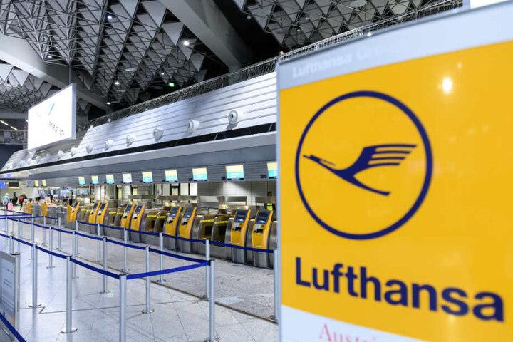 Zwei Tage lang wurde Lufthansa bestreikt.