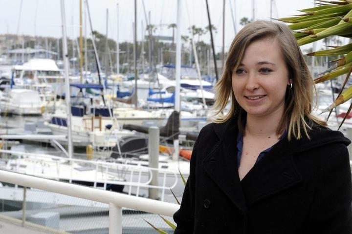 Abby Sunderland musste im Jahr 2010 gerettet werden.