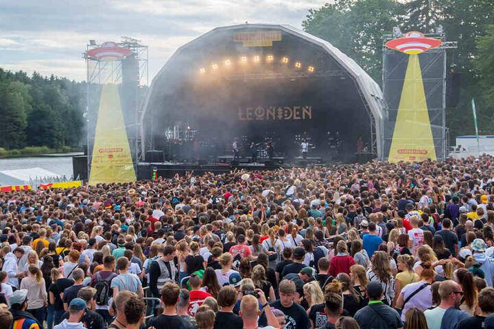 Das Festival wurde am Freitagnachmittag eröffnet.