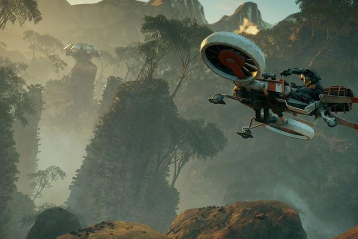 """Die Welt von """"Rage 2"""" ist abwechslungsreicher gestaltet, als die des Vorgängers. Gleichzeitig greift das Spiel auf zahlreiche Elemente zurück, die man so schon zuvor gesehen hat."""