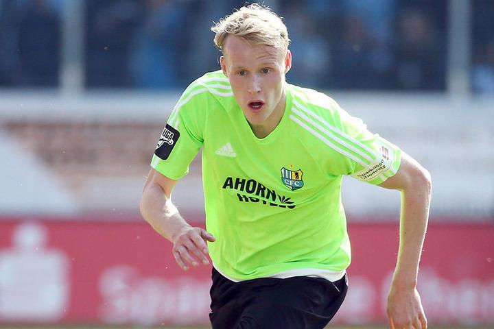 Am 2. April im Heimspiel gegen Mainz II. jagte Tom Scheffel das letzte Mal einem Ball hinterher.