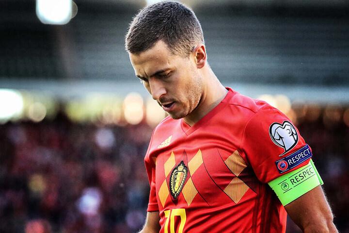 Belgiens Nationalmannschafts-Kapitän wird die nächsten Wochen ausfallen.