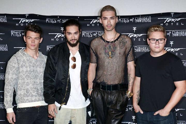 Tokio Hotel sind schon im März zurück mit neuem Album und großer Tour.