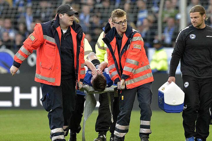 Bereits in der Hinrunde derselben Saison hatte Nöthe lange wegen einer Schulterverletzung pausieren müssen.
