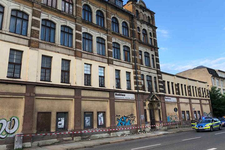 Der lieblose Umgang mit dem historischen Gebäude in Chemnitz rächt sich.