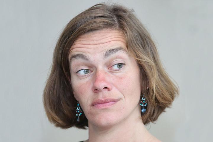 Büro-Mitbetreiberin Juliane Nagel (38) sitzt für die Linken im Landtag.