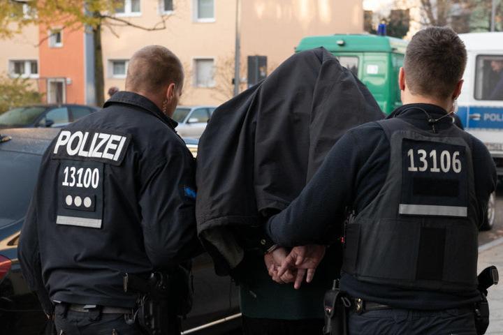 Ein 21-Jähriger konnte festgenommen werden. (Symbolbild)
