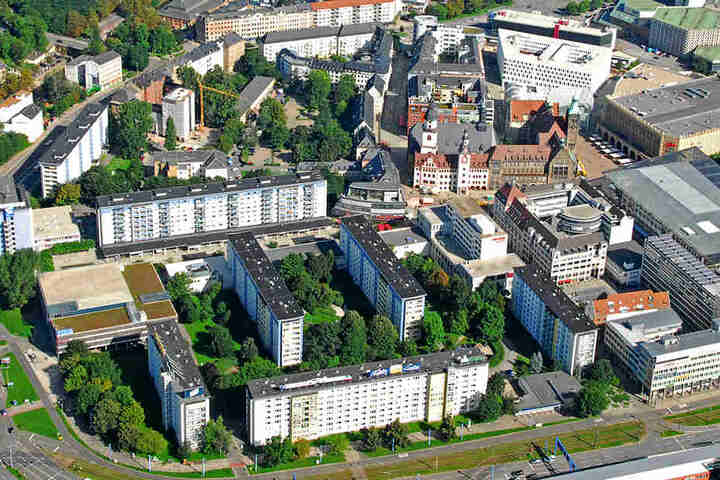 Bundesweit schaffte es Chemnitz in dem Ranking auf Platz 3.