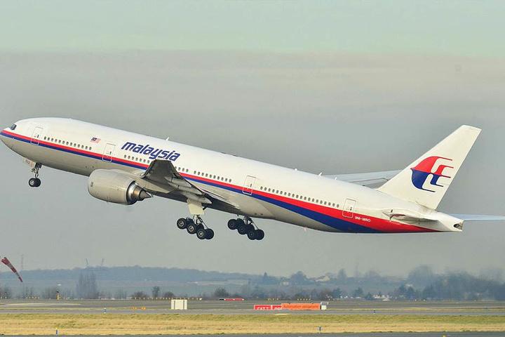 Die Boeing 777  war am 8. März 2014 auf dem Flug von Malaysias Hauptstadt Kuala Lumpur nach Peking, als sie von den Radarschirmen verschwand.
