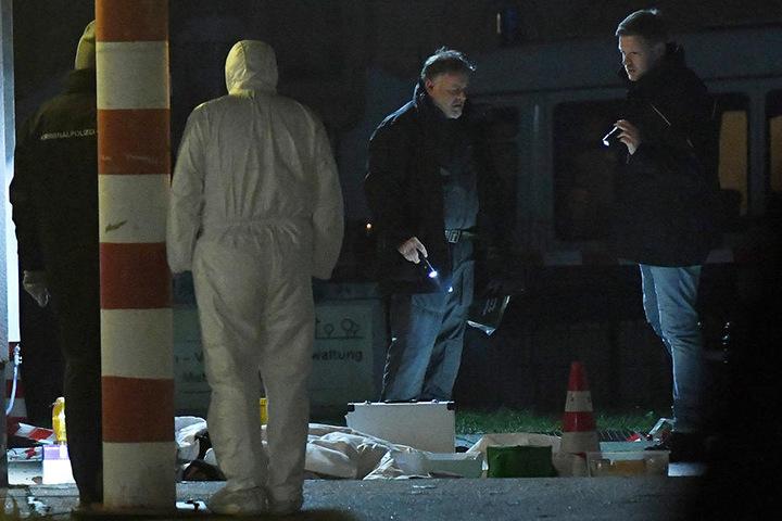 Am Freitagabend wurde der Arzt in Lankwitz erschossen.