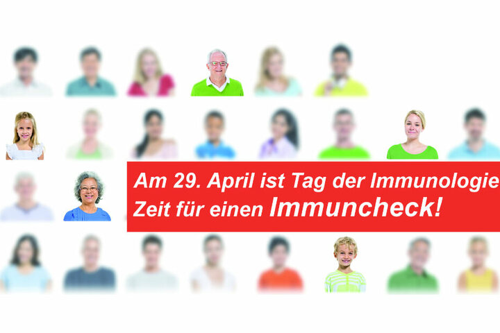 Einfach aufs Bild klicken und Dein Immunsystem checken!