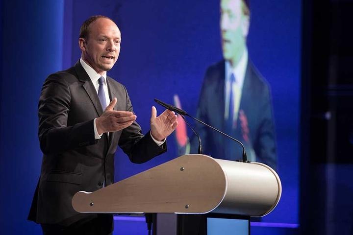 Bundestagsabgeordneter Marco Wanderwitz (43, CDU).