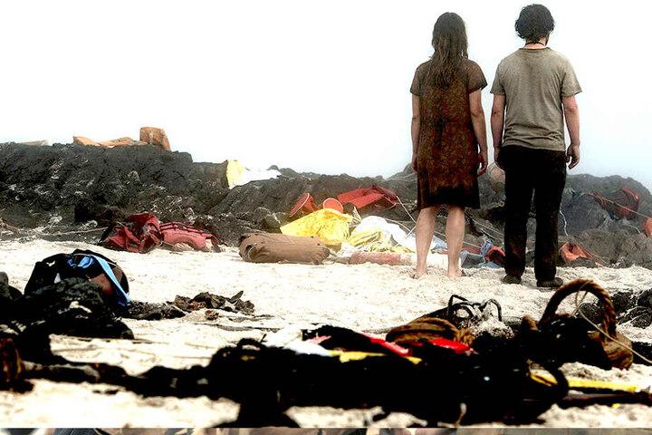 Als die Schlepper die Flüchtlinge in rauer See vor der namibischen Küste aussetzen, kommt es zu Katastrophe.