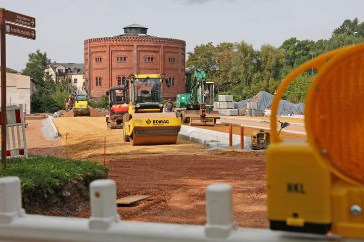 Nach den Laboruntersuchungen entscheidet sich, ob die Bauarbeiten verlängert werden müssen und ob die Kosten steigen.