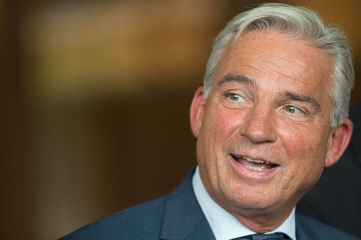 CDU-Landesvorsitzender von baden-Württemberg Thomas Strobl.
