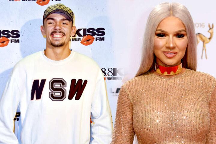 Auch die Rap-Stars Capital Bra (24) und Shirin David (24) sollen von den Mitschnitten betroffen sein.