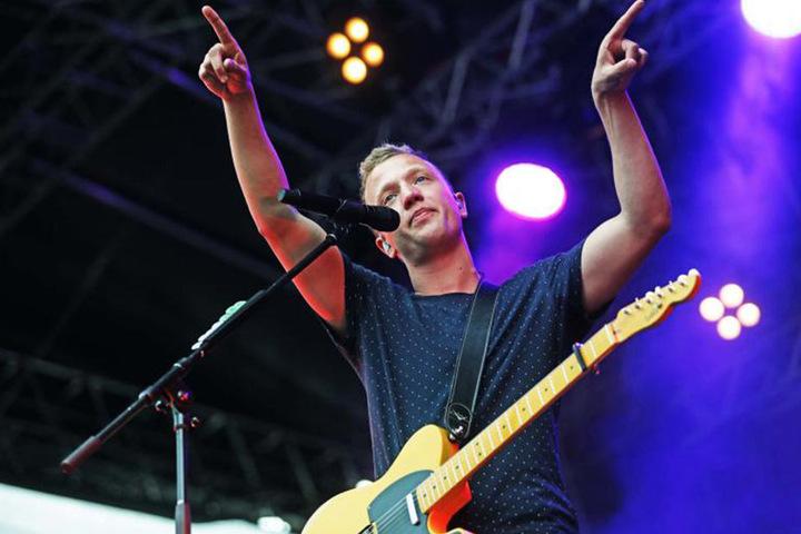 Singer-Songwriter Joris, der gebürtig aus Vlotho stammt, konnte die Festival-Gäste ebenfalls begeistern.