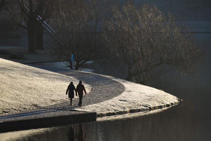 Mit Schnee ist unter 1200 Metern nicht zu rechnen. (Symbolbild)