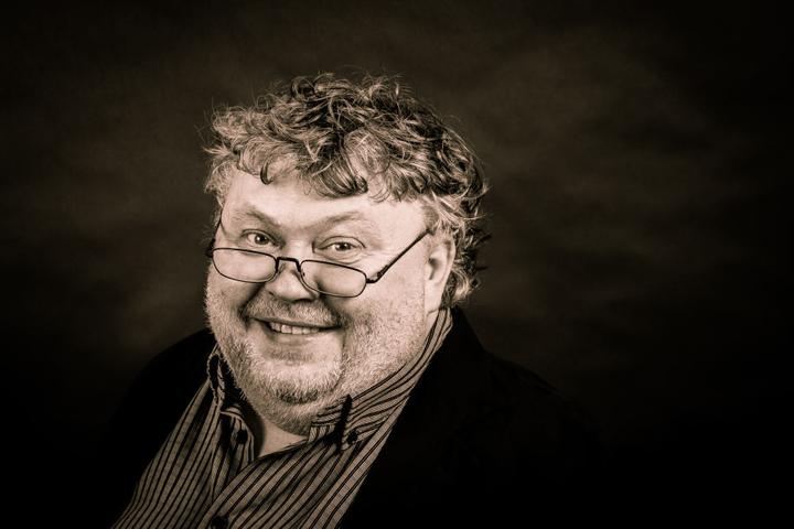 """Komponist Andreas Goldmann (54) singt heute als Zwerg Rahmi - früher in der Band """"Lotos""""."""