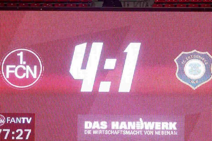 Der 2. Februar 2018. Aue verlor nach einer blutleeren Vorstellung 1:4 in Nürnberg.