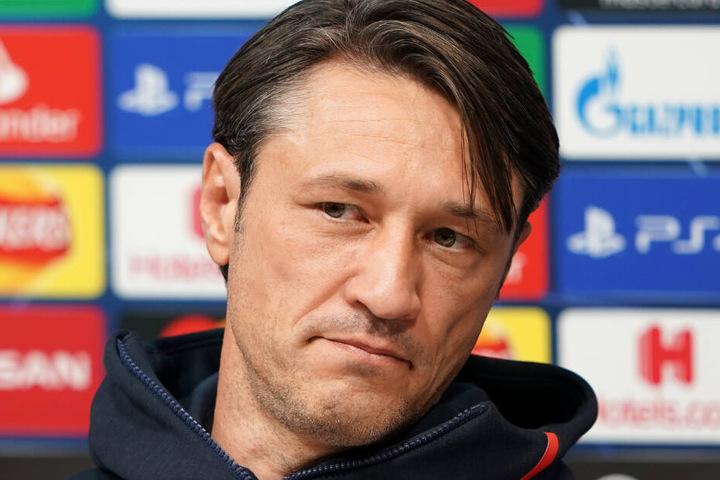 Bayern-Trainer Niko Kovac hat vor dem Duell gegen die Spurs eine klare Erwartungshaltung.
