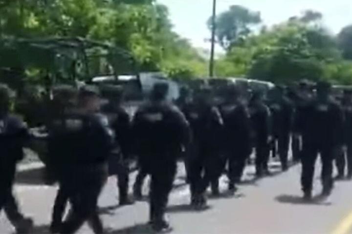 Geht Mexiko zukünftig entschlossener gegen Migranten aus Mittelamerika vor?