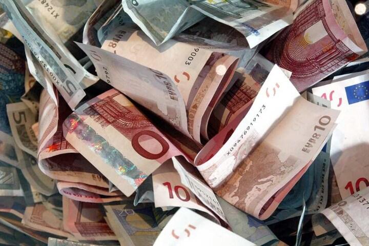 2,2 Millionen Euro sind nicht gerade wenig Geld. (Symbolbild)