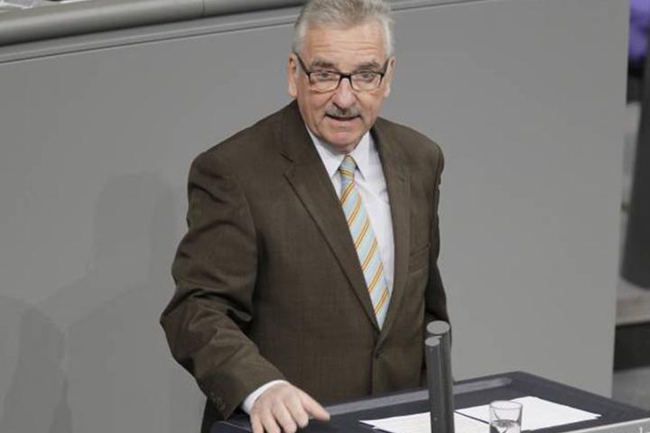 CDU-Außenpolitiker Jürgen Klimke würde im Bundesverdienstkreuz ein starkes Zeichen für Integration sehen.