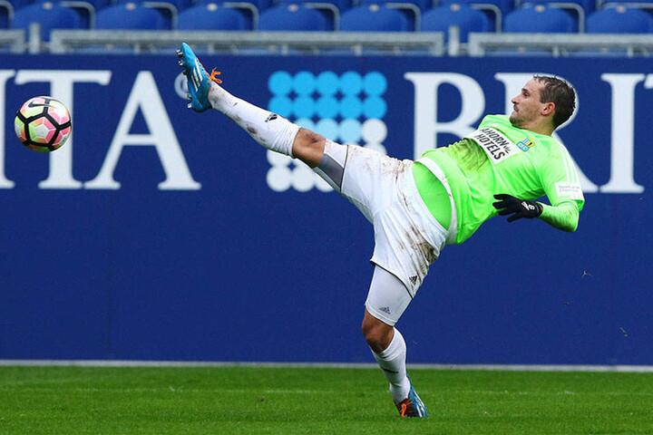 Ohne Anton Fink wird es für den Chemnitzer FC schwer.