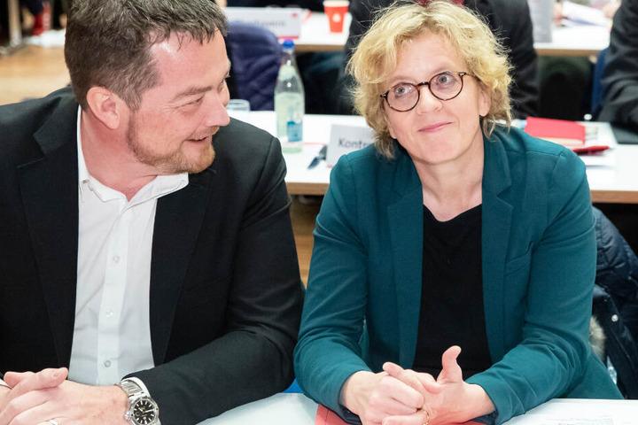 Die Frage lautet: Kann Natascha Kohnen die Bayern-SPD aus der tiefen Krise der Partei führen?