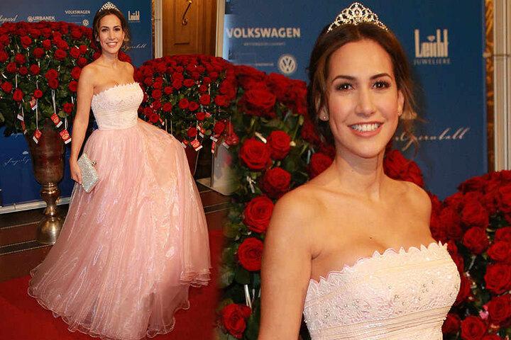 Clea-Lacy Juhn die Freundin von TV-Bachelor Sebastian Pannek.