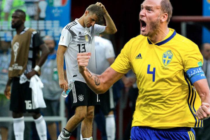 Gegen Schweden muss sich die DFB-Elf deutlich steigern, sonst droht bereits in der Gruppenphase der WM 2018 in Russland das Aus.