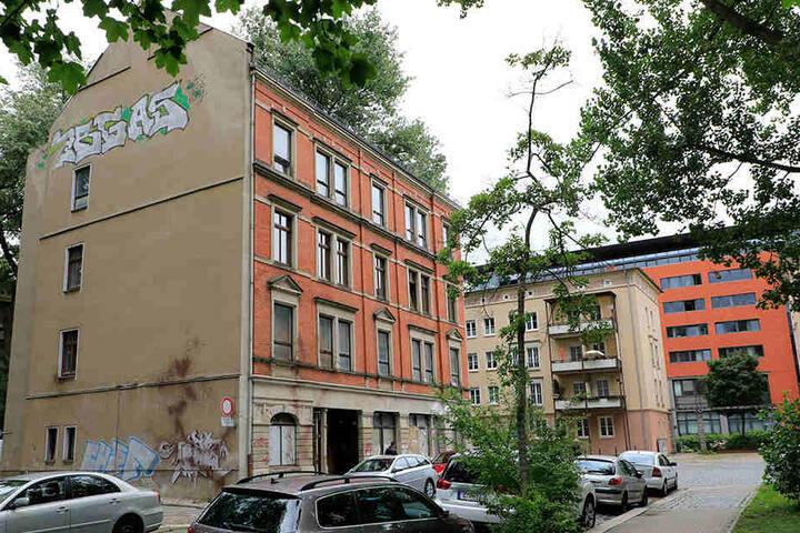 Auf das Büro von Martin Kohlmann in der Brauhausstraße wurde ein Anschlag verübt.