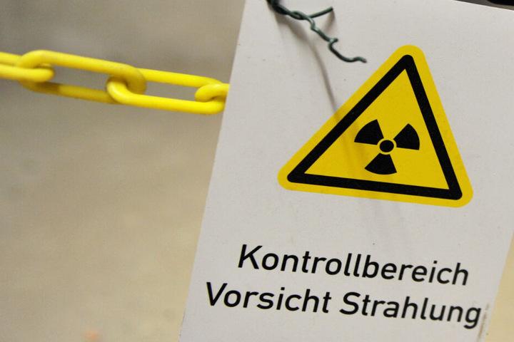 Atommüll-Zwischenlager bei Landshut in Bayern sorgt für Aufregung: Proteste halten an. (Symbolbild)