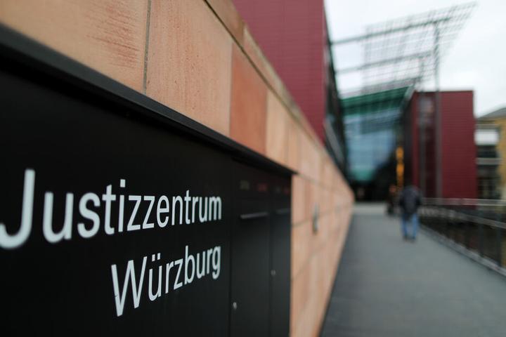 Verhandelt wird vor dem Landgericht in Würzburg (Symbolbild).