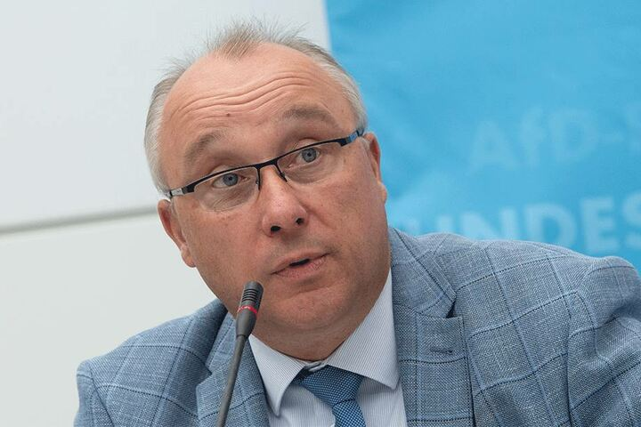 Jens Maier (56, AfD).
