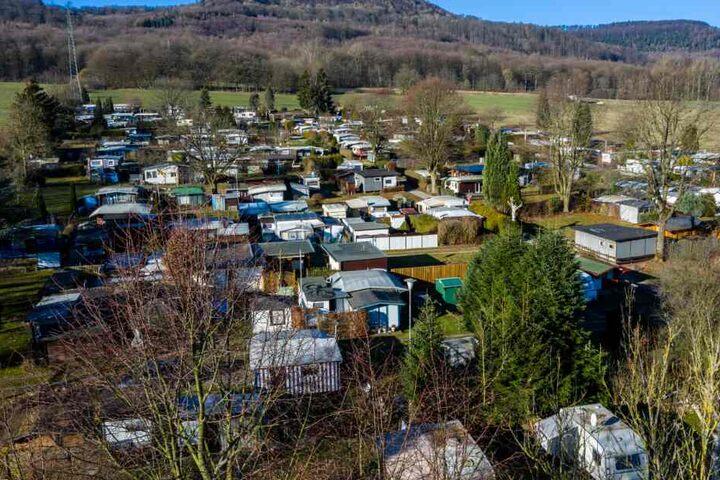 Der Campingplatz Eichwald ist nun bundesweit bekannt.